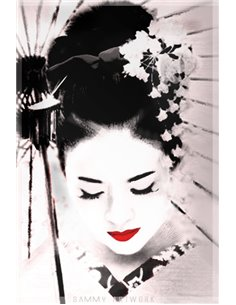 PAPEL ARROZ GEISHA 2