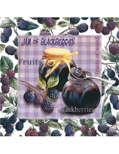 JAM OF BLUEBERRIES
