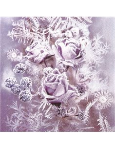 FROSTED ROSES