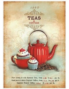 TEAS & COFFEES
