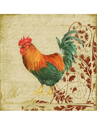 ROOSTER+ORNAMENT