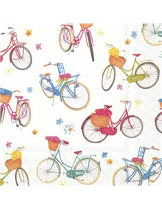 COLORFUL BYCICLES