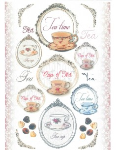 PAPEL TEA TIME