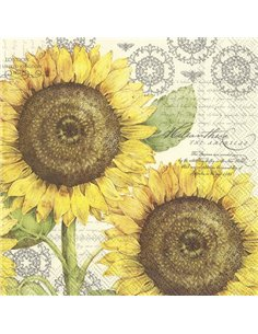 BOTANICAL SUNFLOWERS