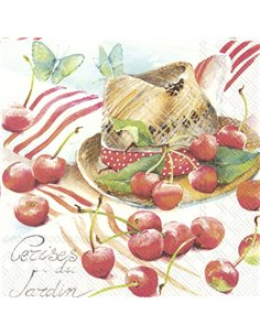 CHERRIES DU JARDIN