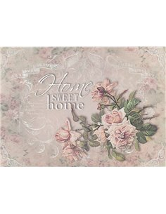 PAPEL HOME SWEET HOME
